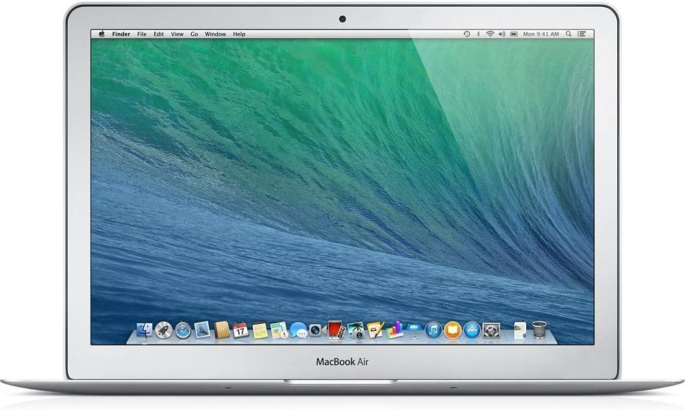 Apple Macbook Air 13.3 core i5, 4GB RAM 128 GB SSD- Silver (Refurbished)