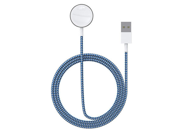 Braided Magnetic Apple Watch Charging Cable