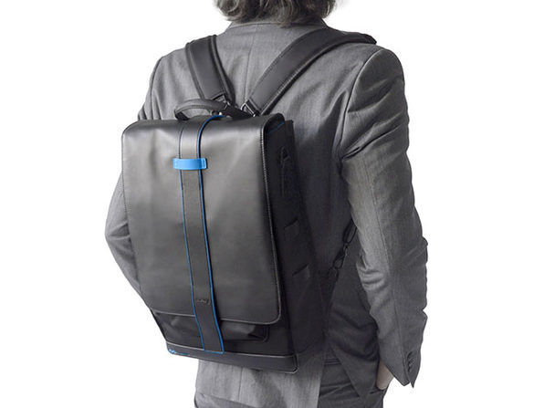 Moovy Bag with Portable Power Station