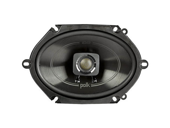 Polk Audio DB572 5x7 Coaxial car Speakers with Marine Certification