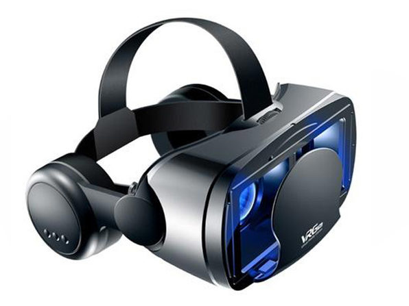 Virtual Reality 3D Glasses with Headset