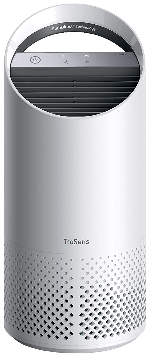 TruSens Z-1000 Air Purifier | Dual Airflow for Full Coverage (Small)